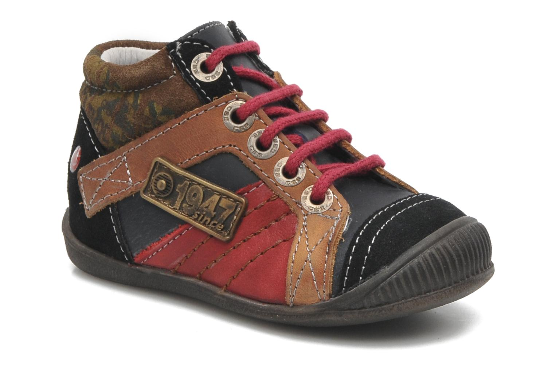 Boots en enkellaarsjes GBB HENKEL Multicolor detail