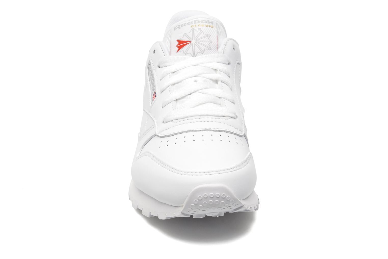 Sneakers Reebok Classic Leather W Hvid se skoene på