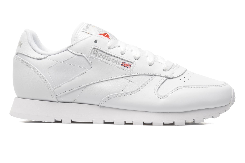 Sneakers Reebok Classic Leather W Hvid se bagfra