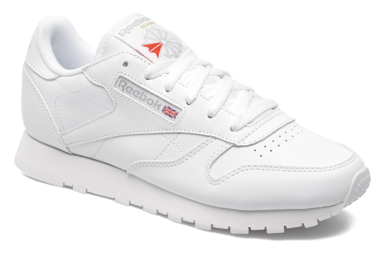 Zapatos de hombre y mujer de promoción promoción de por tiempo limitado Reebok Classic Leather W (Blanco) - Deportivas en Más cómodo 414a8a