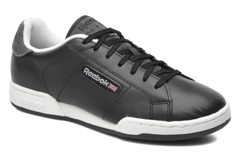 Sneakers Reebok Npc Rad Pop Zwart detail