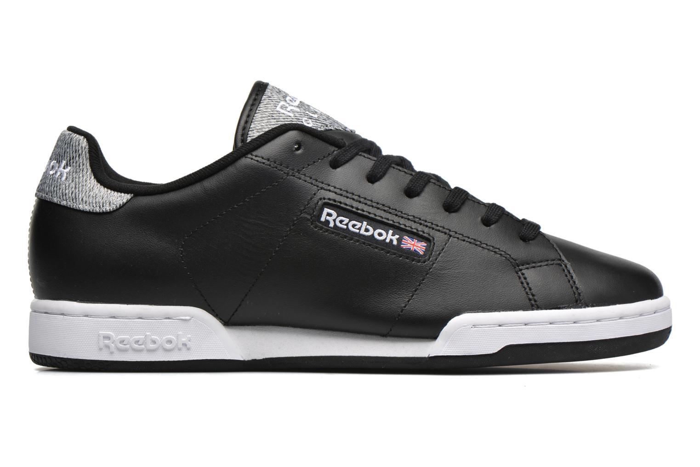 Sneakers Reebok Npc Rad Pop Zwart achterkant