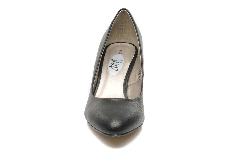 High heels I Love Shoes Kizup Black model view