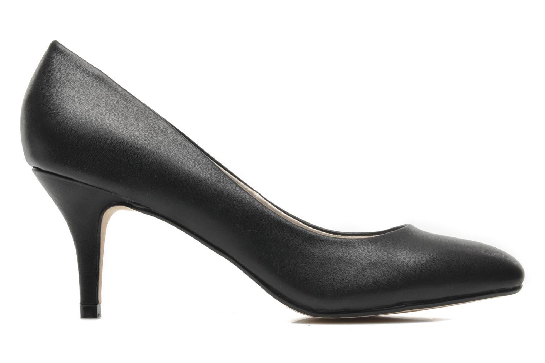 High heels I Love Shoes Kizup Black back view