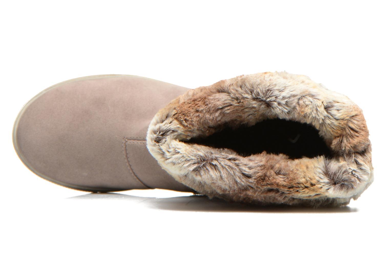 Stiefel Primigi ERMA E GTX beige ansicht von links