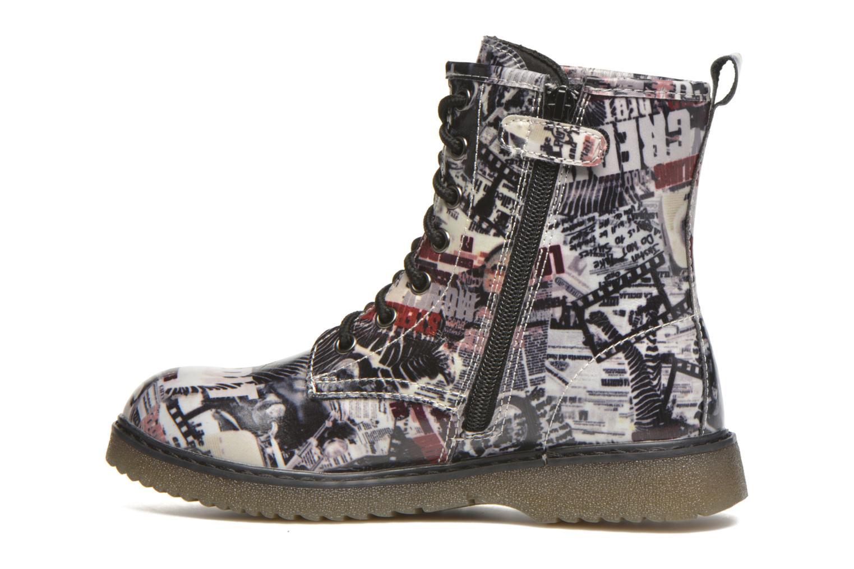 Boots en enkellaarsjes Primigi PATHEY Multicolor voorkant