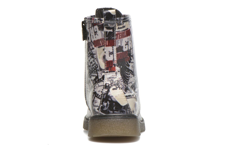 Bottines et boots Primigi PATHEY Multicolore vue droite