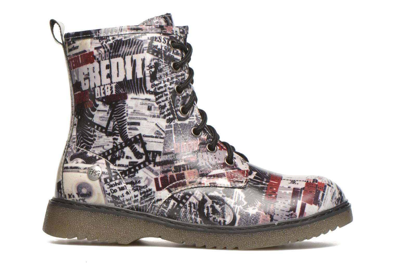 Stiefeletten & Boots Primigi PATHEY mehrfarbig ansicht von hinten