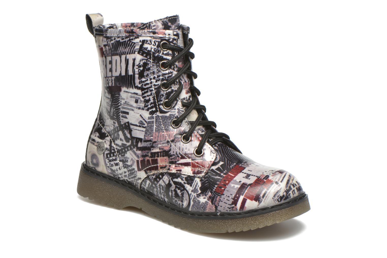 Bottines et boots Primigi PATHEY Multicolore vue détail/paire