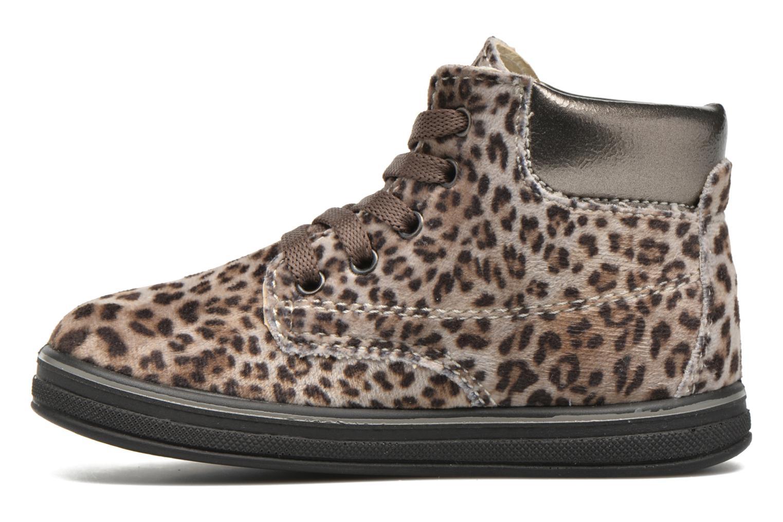 Ankle boots Primigi ROOKY Beige front view