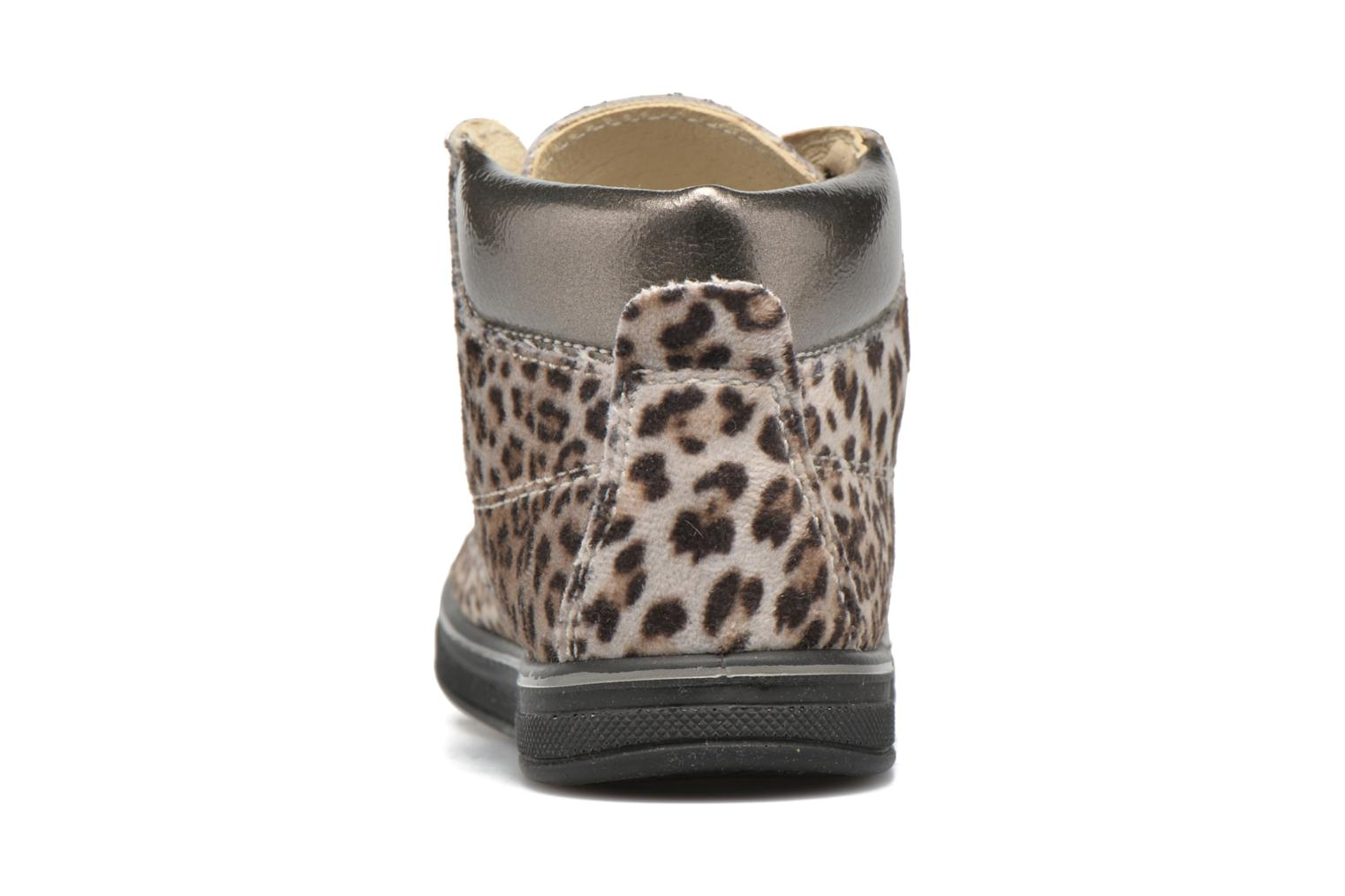 Ankle boots Primigi ROOKY Beige view from the right