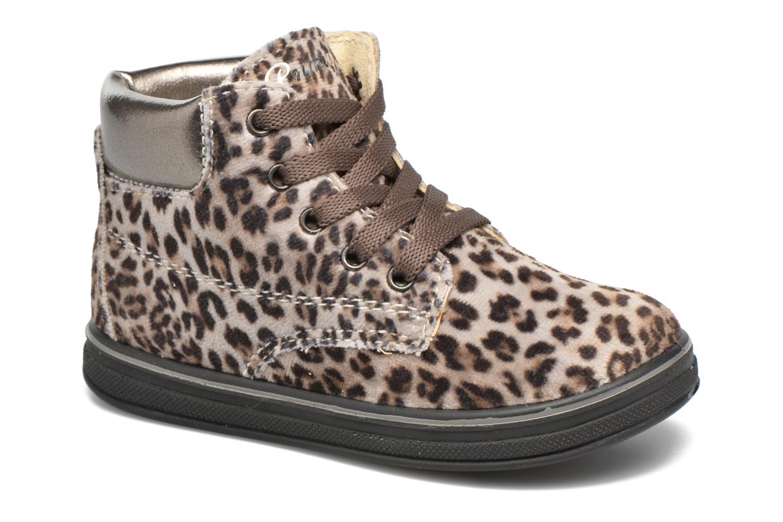 Ankle boots Primigi ROOKY Beige detailed view/ Pair view