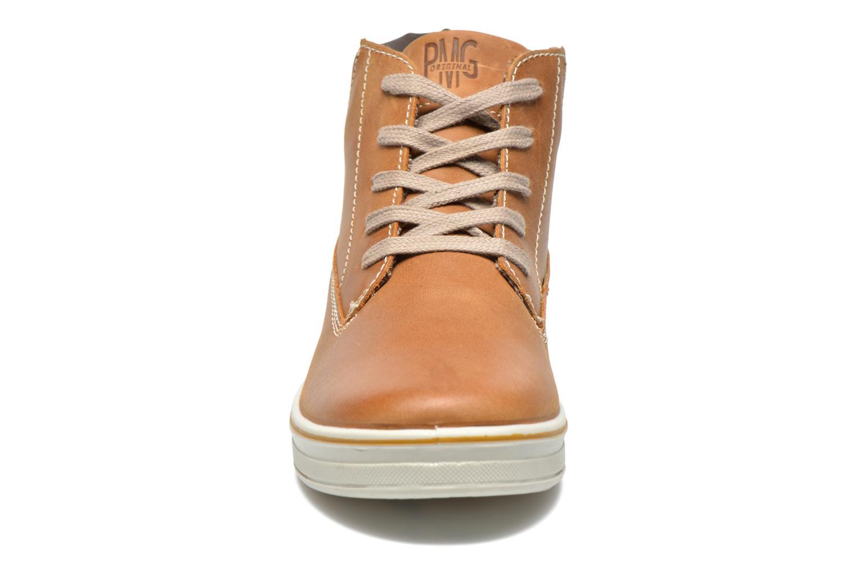 Sneakers Primigi ROLAND Marrone modello indossato