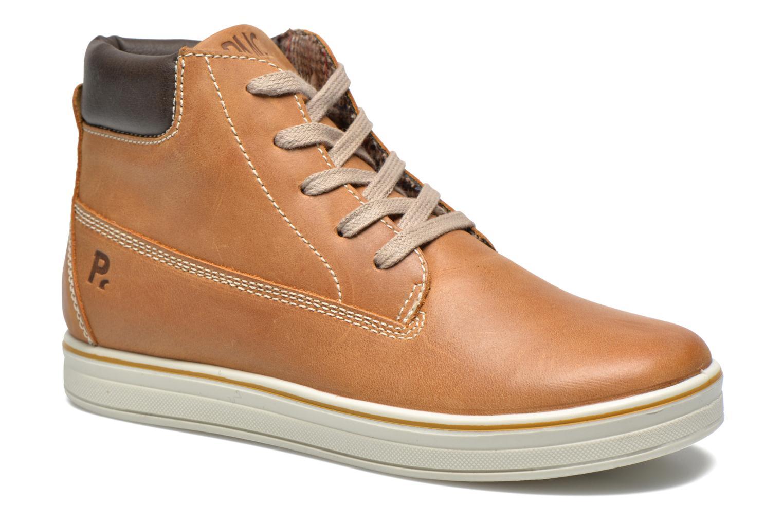 Sneakers Primigi ROLAND Brun detaljeret billede af skoene