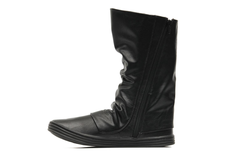 Stiefeletten & Boots Blowfish Raton schwarz ansicht von vorne