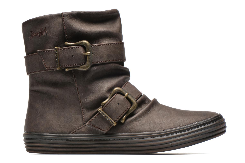 Bottines et boots Blowfish Octave Marron vue derrière