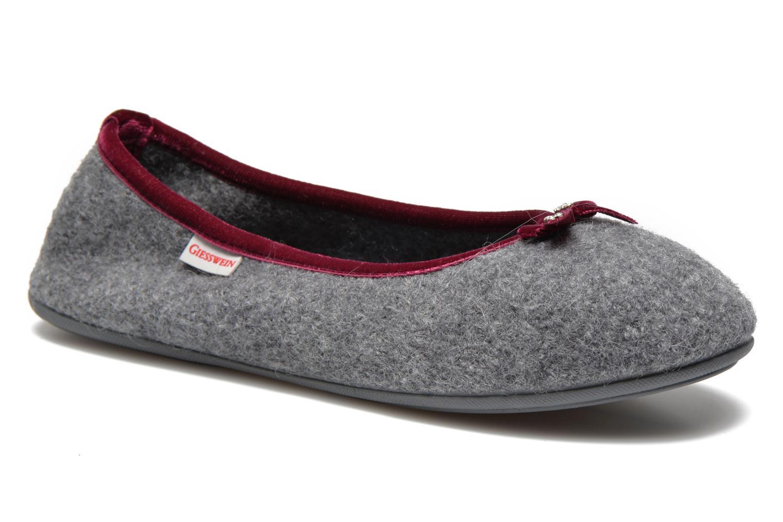 Grandes descuentos últimos zapatos Giesswein Honehau (Gris) - Pantuflas Descuento