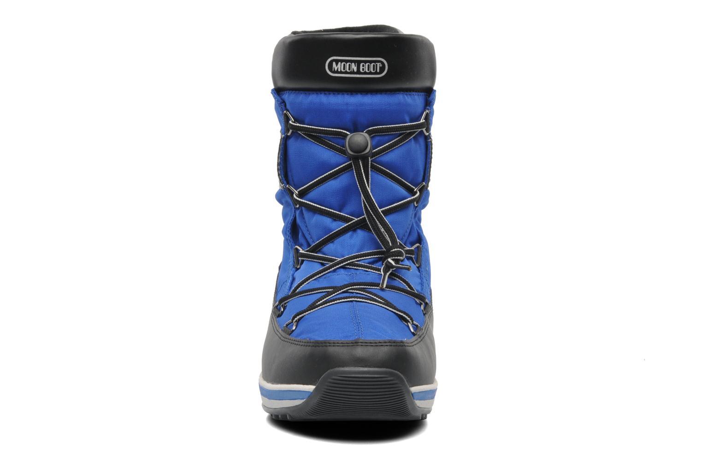 Chaussures de sport Moon Boot Lem Bleu vue portées chaussures