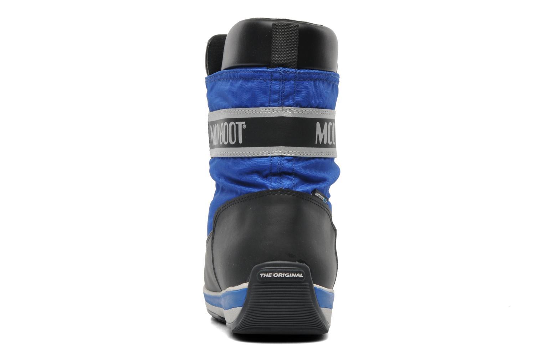 Chaussures de sport Moon Boot Lem Bleu vue droite