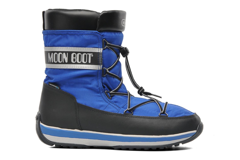 Sportschuhe Moon Boot Lem blau ansicht von hinten