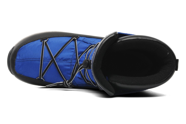 Sportschuhe Moon Boot Lem blau ansicht von links