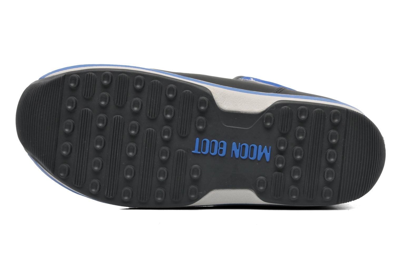 Chaussures de sport Moon Boot Lem Bleu vue haut