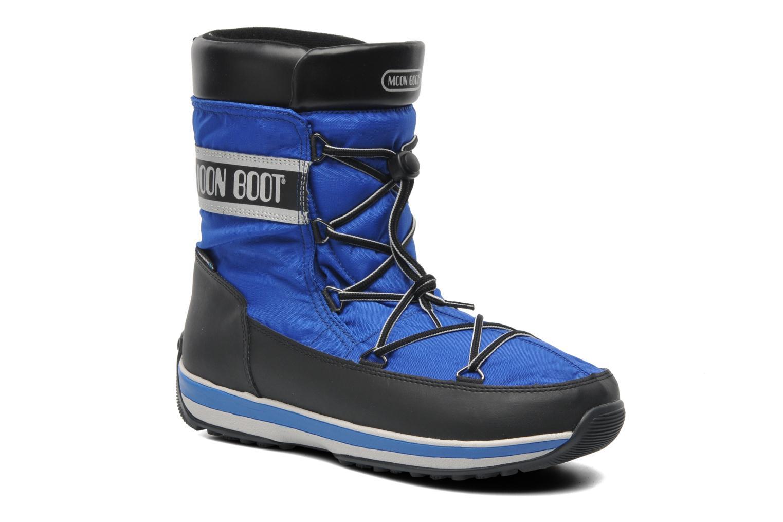 Chaussures de sport Moon Boot Lem Bleu vue détail/paire