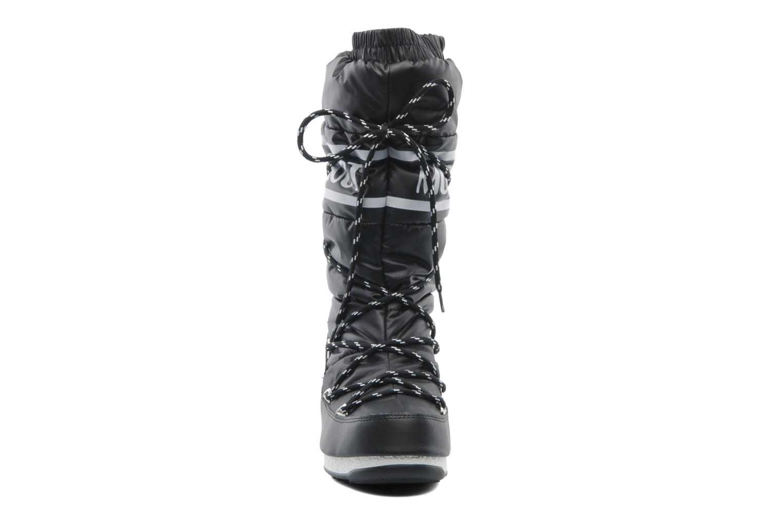 Chaussures de sport Moon Boot Duvet II Noir vue portées chaussures
