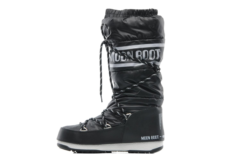 Sportschoenen Moon Boot Duvet II Zwart voorkant