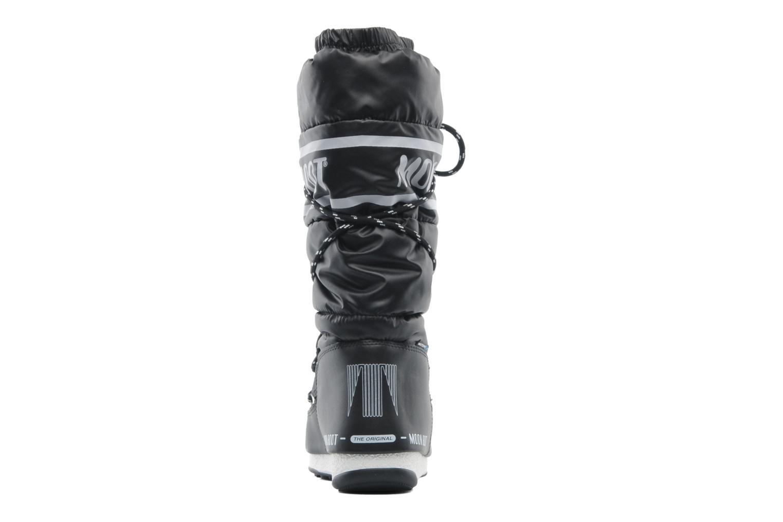 Chaussures de sport Moon Boot Duvet II Noir vue droite