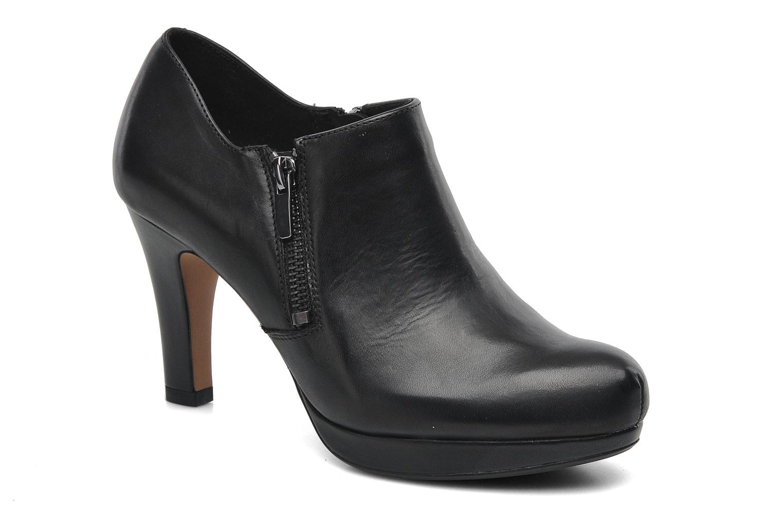 Stiefeletten & Boots Clarks Amos Kendra schwarz detaillierte ansicht/modell