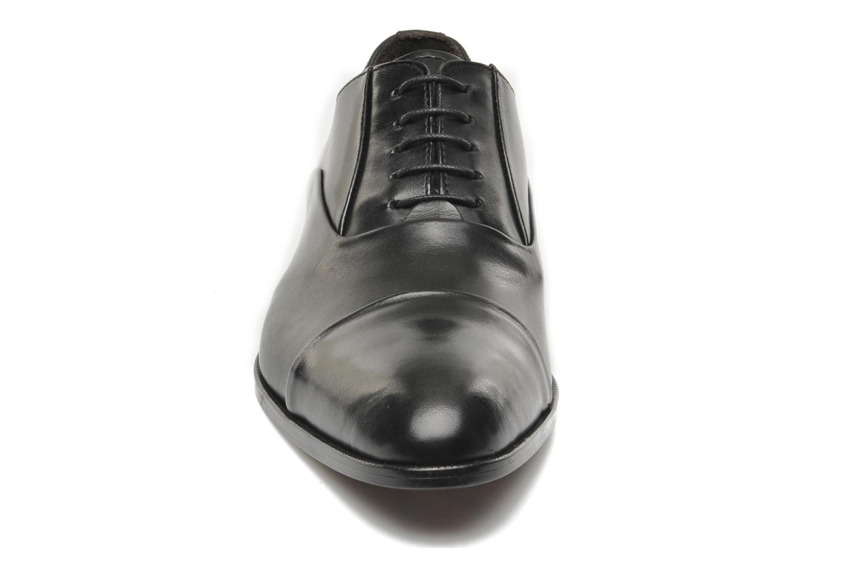 Chaussures à lacets Marvin&Co Nagoya Noir vue portées chaussures