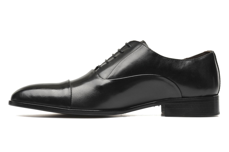 Zapatos con cordones Marvin&Co Nagoya Negro vista de frente