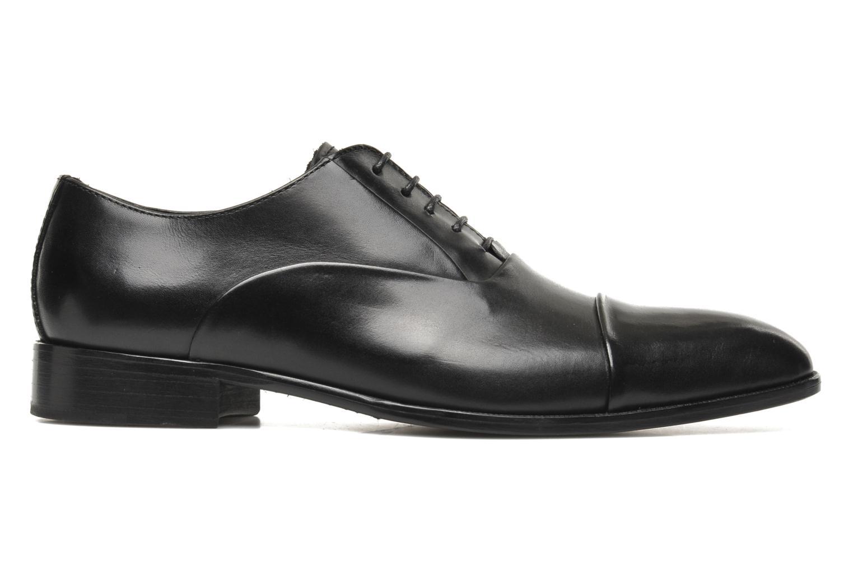 Zapatos con cordones Marvin&Co Nagoya Negro vistra trasera