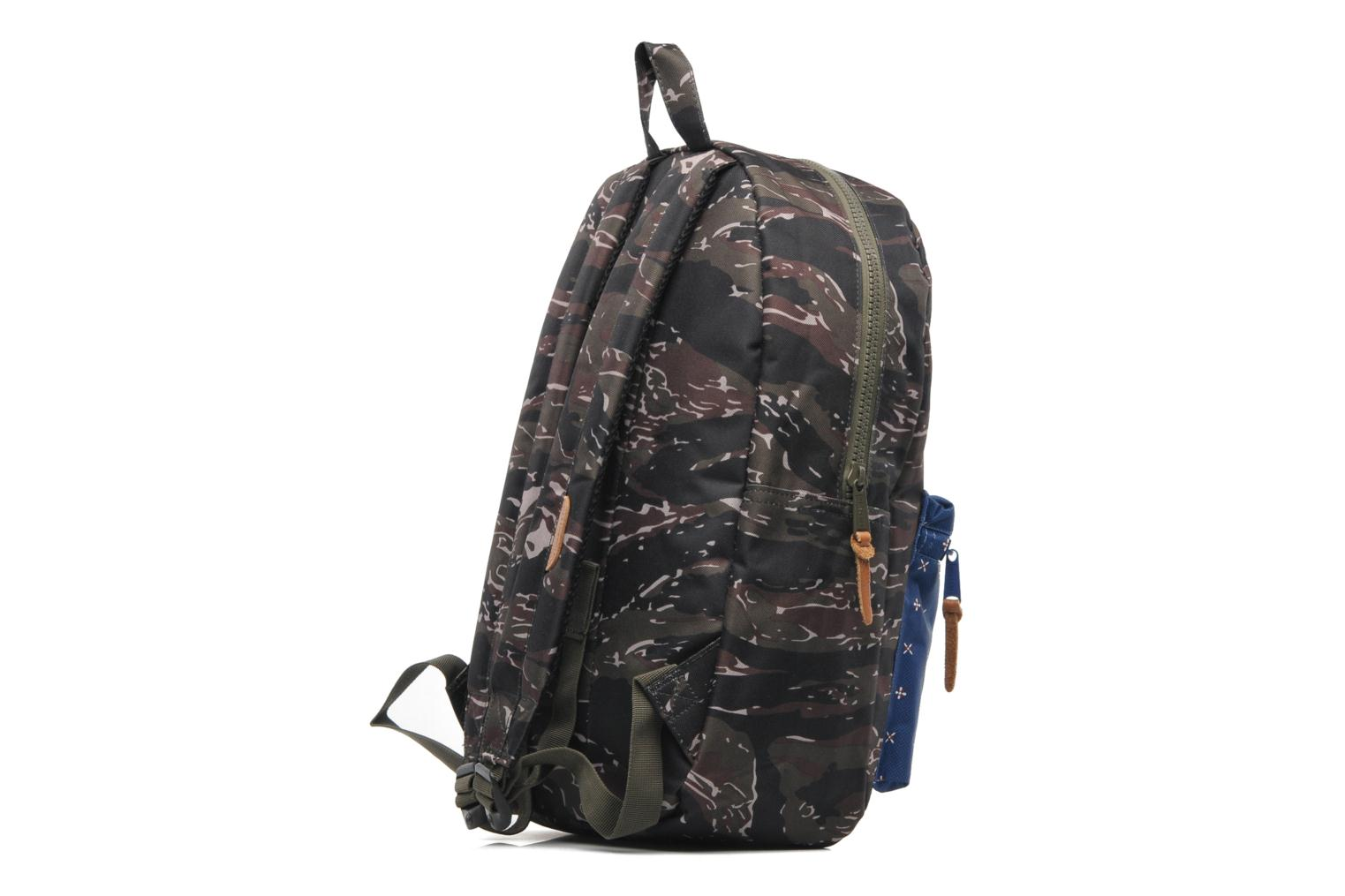 Rucksacks Herschel Settlement Multicolor view from the right