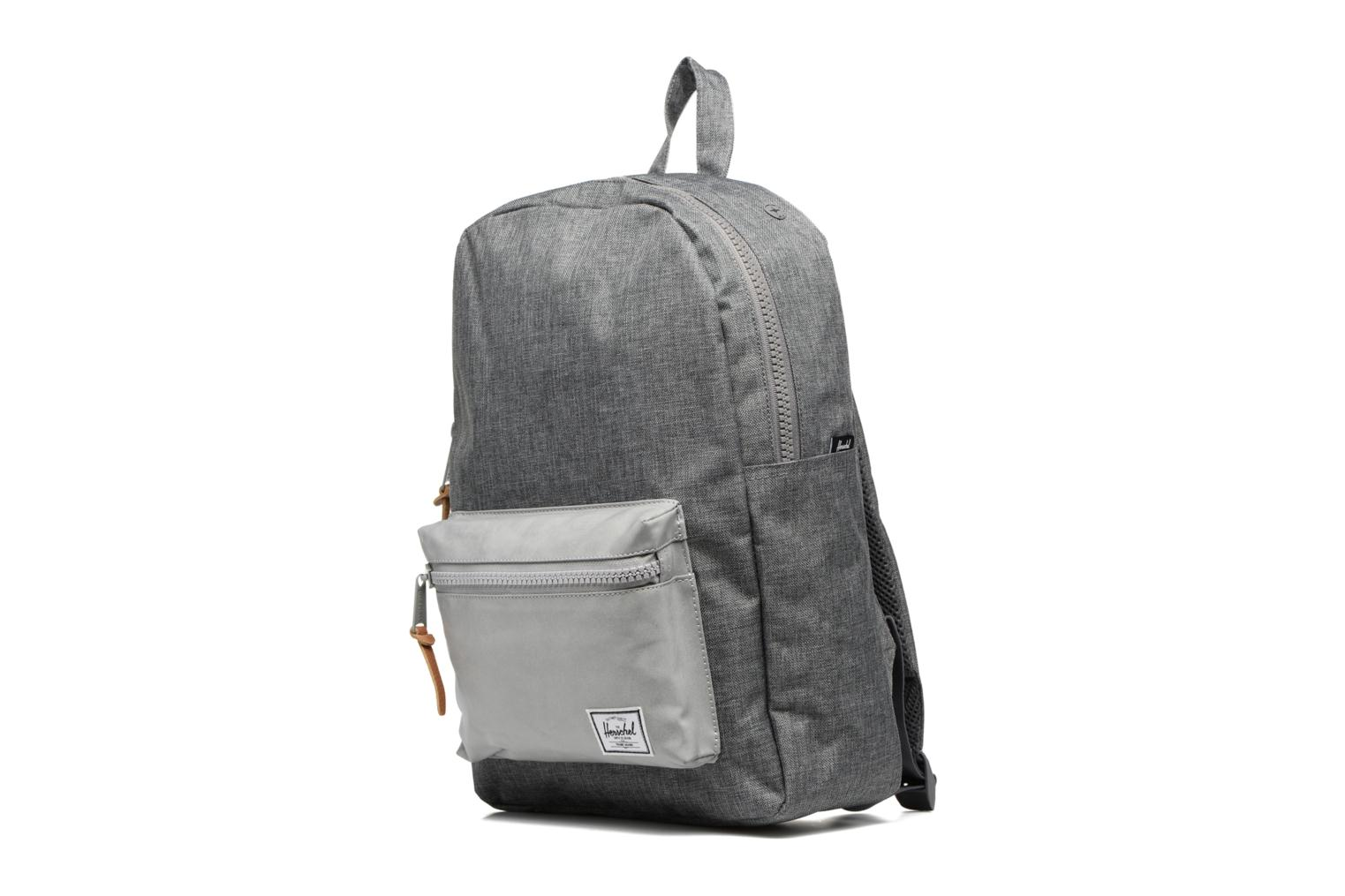 Rucksacks Herschel Settlement Grey model view