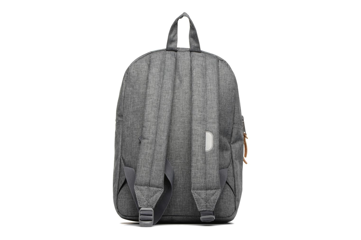 Rucksacks Herschel Settlement Grey front view