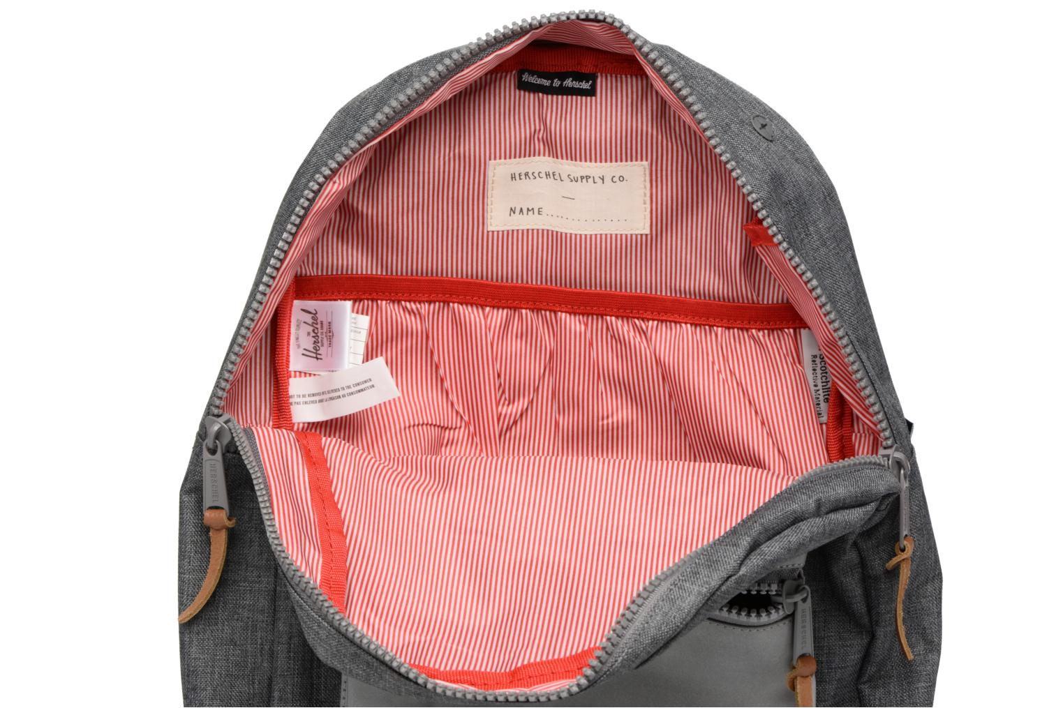 Rucksacks Herschel Settlement Grey back view