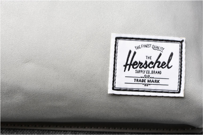 Rucksäcke Herschel Settlement grau ansicht von links