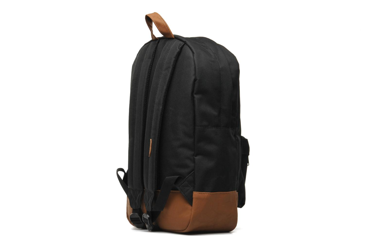 Rucksacks Herschel Heritage Black view from the right