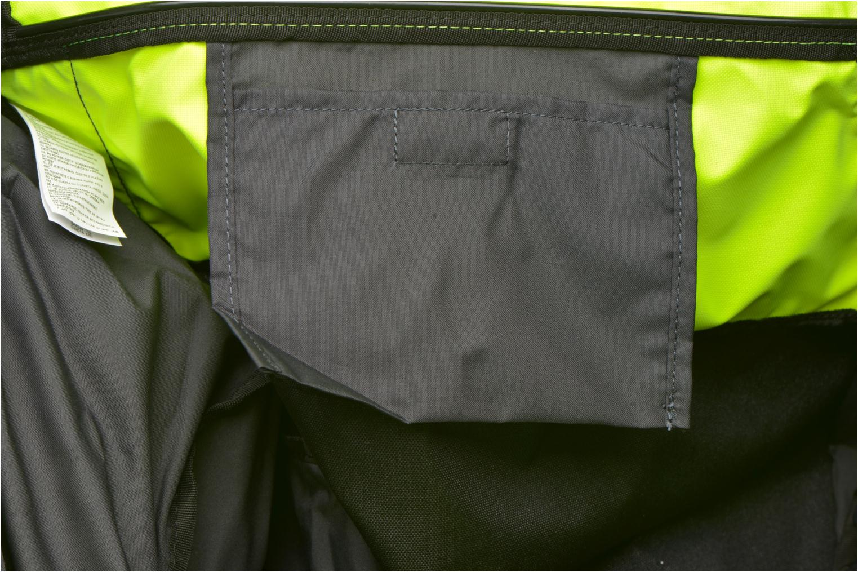 Sporttassen Nike Brasilia 6 M Duffle Geel achterkant