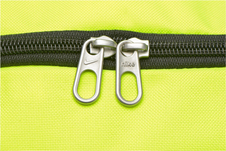 Sporttassen Nike Brasilia 6 M Duffle Geel links