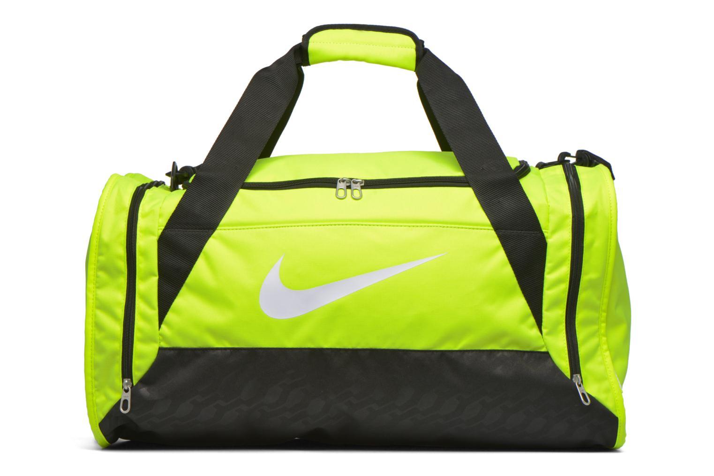 Sporttassen Nike Brasilia 6 M Duffle Geel detail