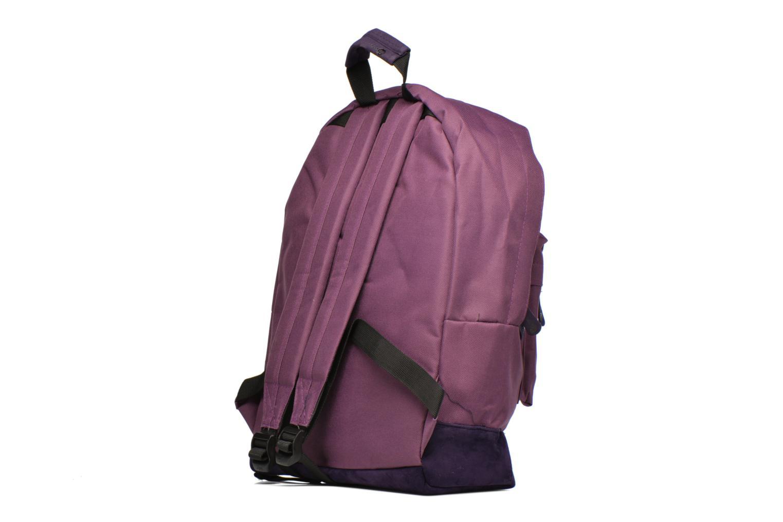 Rucksäcke Mi-Pac Classic Backpack lila ansicht von rechts