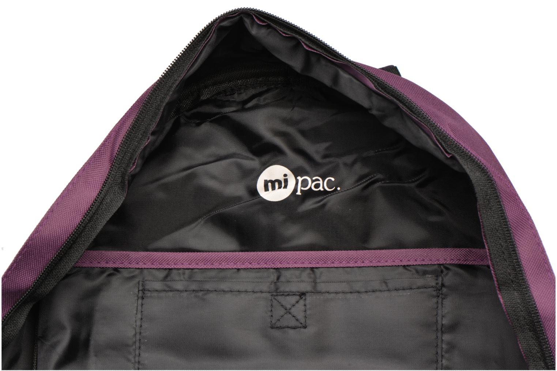 Rucksäcke Mi-Pac Classic Backpack lila ansicht von hinten