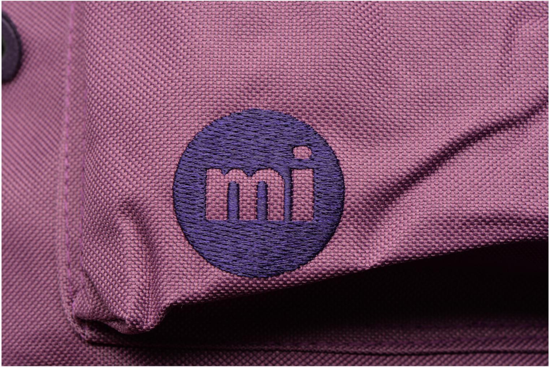 Rucksäcke Mi-Pac Classic Backpack lila ansicht von links