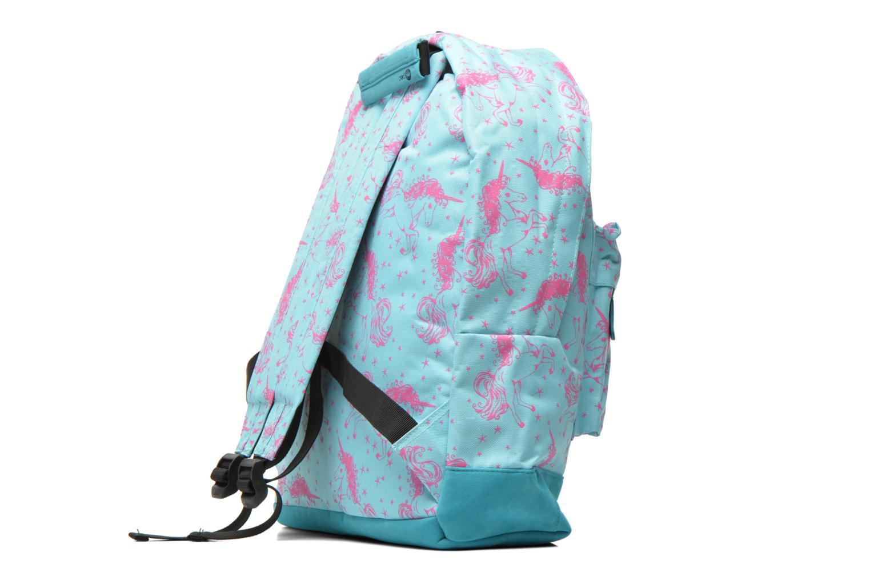 Rugzakken Mi-Pac Custom Backpack Blauw rechts