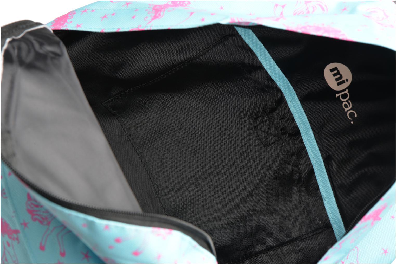 Custom Backpack Aqua/pink Unicorns
