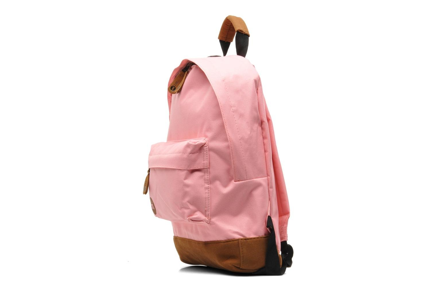 Mochilas Mi-Pac Mini Backpack Rosa vista del modelo