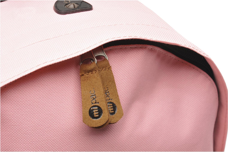 Rucksäcke Mi-Pac Mini Backpack rosa ansicht von links